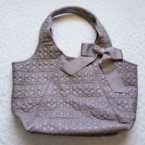 American Eagle deux lux tote bag purse quilted